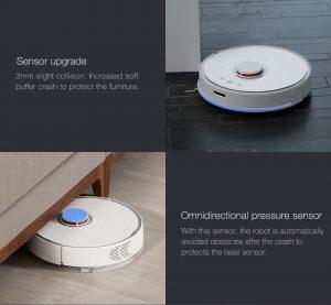Xiaomi Mi Robot Vacuum Cleaner 2 - Roboterstaubsauger mit Wischfunktion 6