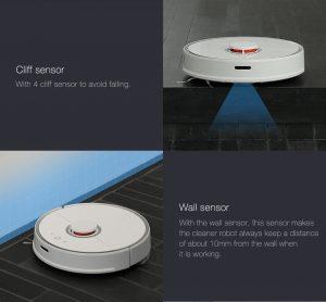 Xiaomi Mi Robot Vacuum Cleaner 2 - Roboterstaubsauger mit Wischfunktion 7
