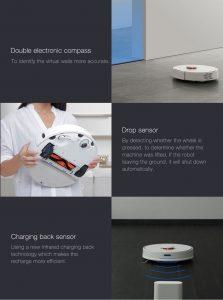 Xiaomi Mi Robot Vacuum Cleaner 2 - Roboterstaubsauger mit Wischfunktion 8