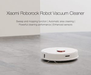 Xiaomi Mi Robot Vacuum Cleaner 2 - Roboterstaubsauger mit Wischfunktion 16