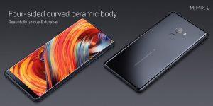 Xiaomi Mi Mix 2 präsentiert: Jetzt auch mit LTE Band 20 und der Mi6-Cam 7