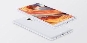 Xiaomi Mi Mix 2 präsentiert: Jetzt auch mit LTE Band 20 und der Mi6-Cam 12