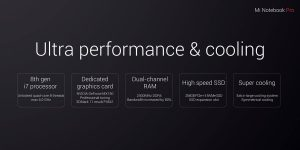 Xiaomi Mi Notebook Pro: Im Macbook-Design mit 8th Gen Intel Core ab 714 Euro 6