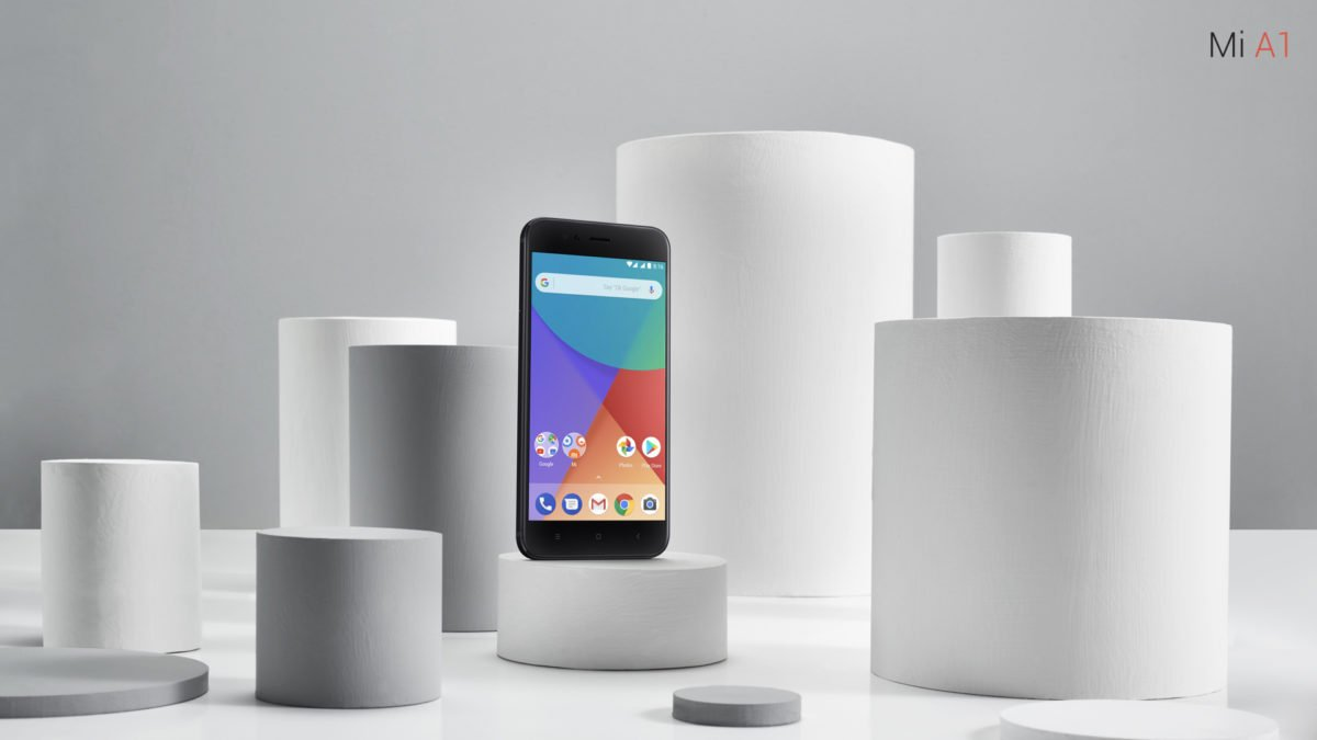 Xiaomi Mi A1 Knaller: Stock-Android mit LTE Band 20 für 176 Euro 1