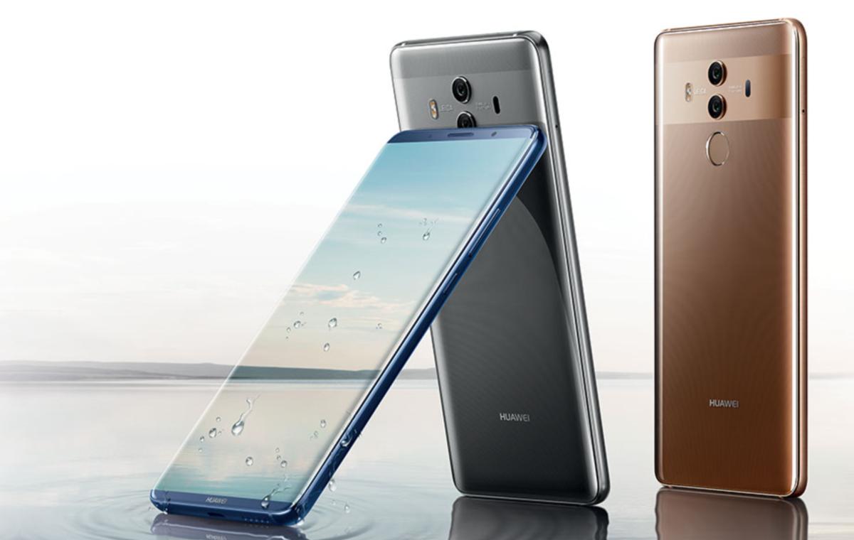 Huawei Mate 10 Pro mit OLED-Display und AI-Funktionen vorgestellt 1
