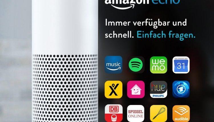 Angebot: Amazon Echo 1. Generation gibt es aktuell für nur 99,99 Euro zu kaufen 1