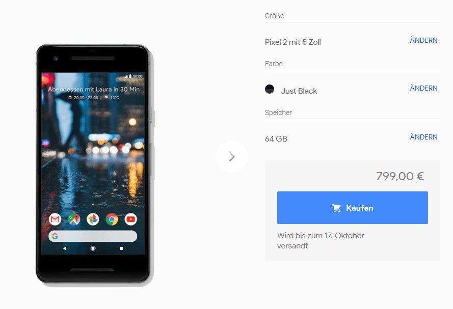 Google Pixel 2 (XL):  Zu teuer, zu langweilig - Nur Mittelmaß als Standard 4
