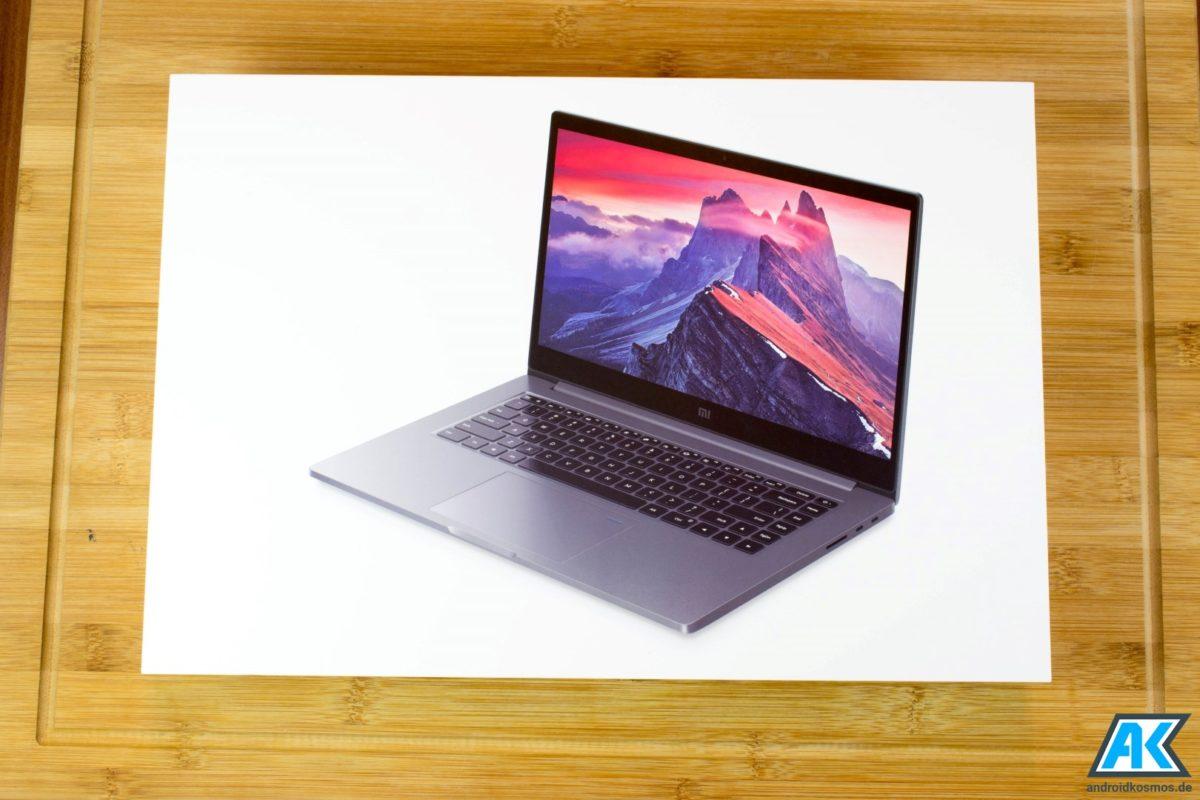 Xiaomi Mi Notebook Pro 15.6: Das neue Ultrabook aus China im Test 3
