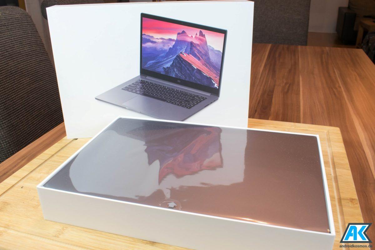 Xiaomi Mi Notebook Pro 15.6: Das neue Ultrabook aus China im Test 5