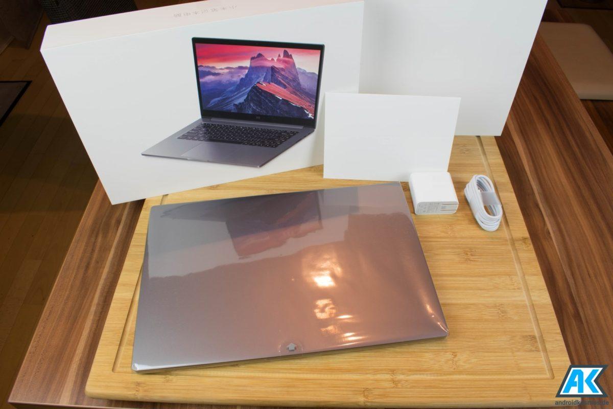Xiaomi Mi Notebook Pro 15.6: Das neue Ultrabook aus China im Test 6