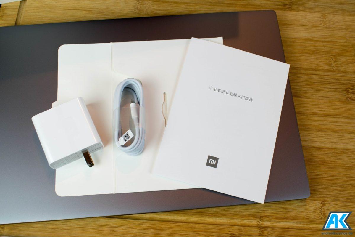 Xiaomi Mi Notebook Pro 15.6: Das neue Ultrabook aus China im Test 7