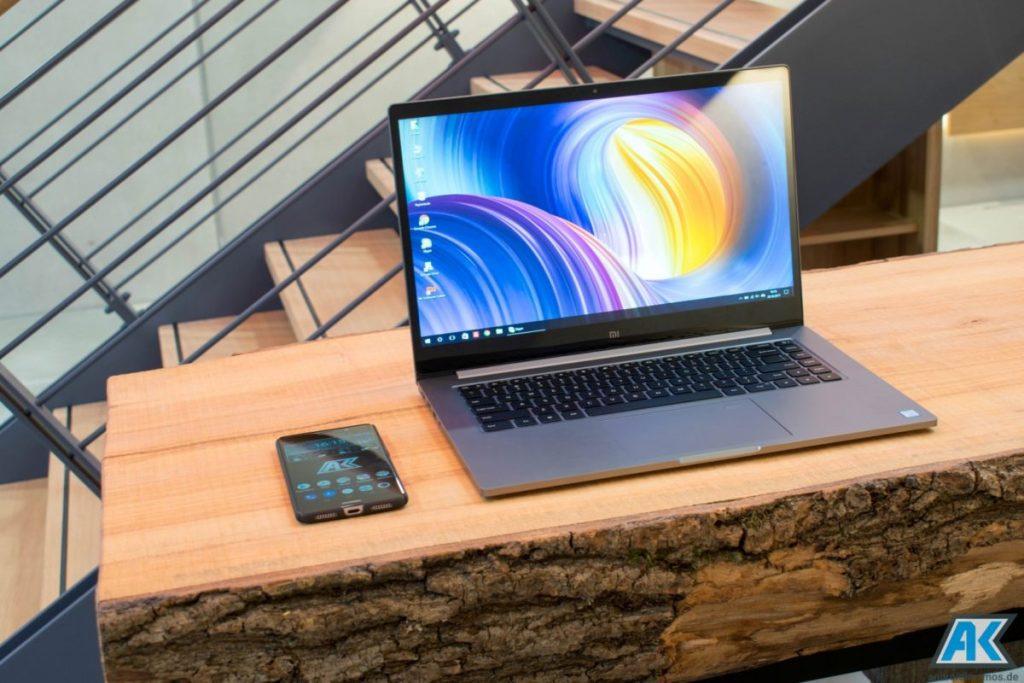 Xiaomi Mi Notebook Pro 15.6: Das neue Ultrabook aus China im Test 1
