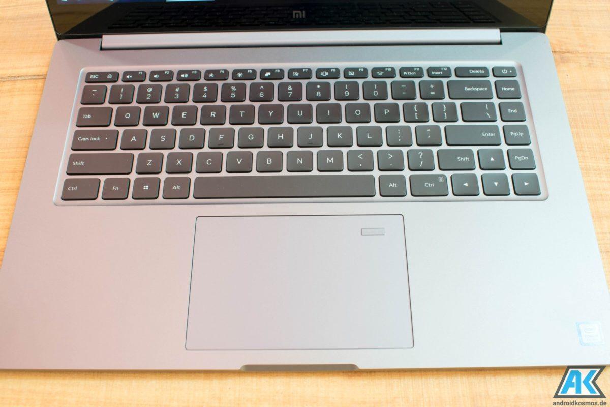 Xiaomi Mi Notebook Pro 15.6: Das neue Ultrabook aus China im Test 38