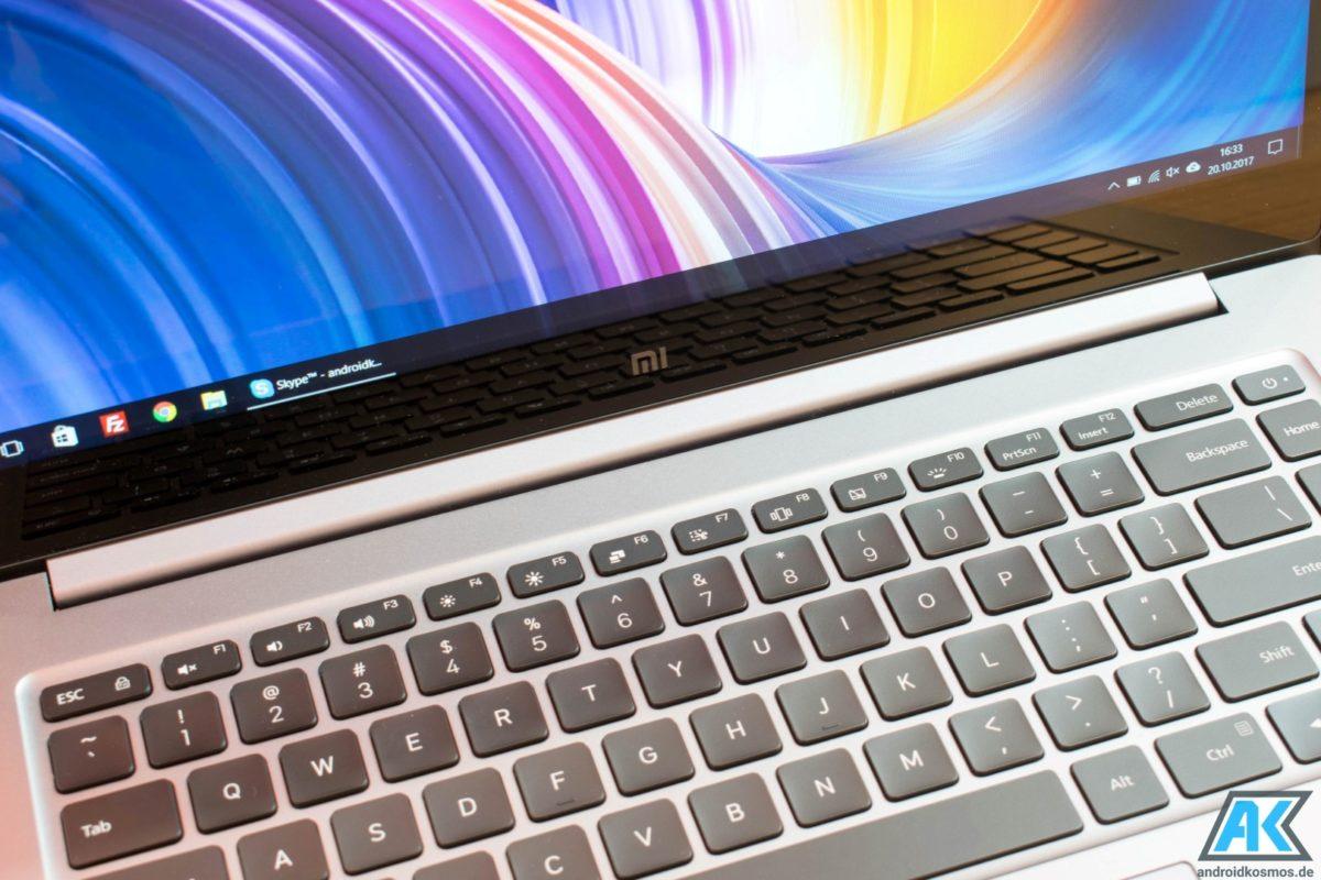 Xiaomi Mi Notebook Pro 15.6: Das neue Ultrabook aus China im Test 18