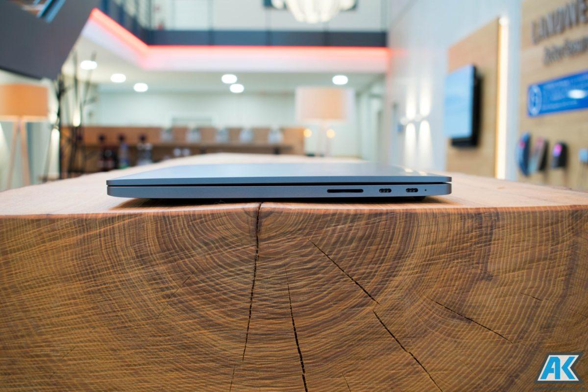 Xiaomi Mi Notebook Pro 15.6: Das neue Ultrabook aus China im Test 20