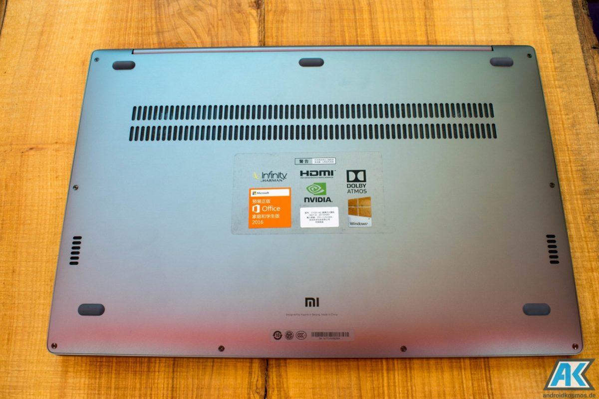Xiaomi Mi Notebook Pro 15.6: Das neue Ultrabook aus China im Test 14