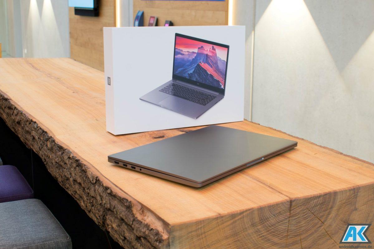 Xiaomi Mi Notebook Pro 15.6: Das neue Ultrabook aus China im Test 2