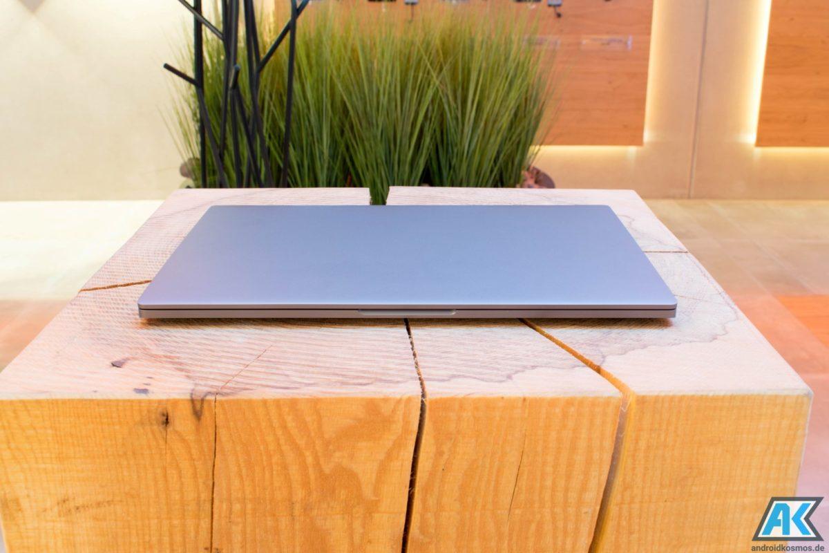 Xiaomi Mi Notebook Pro 15.6: Das neue Ultrabook aus China im Test 13