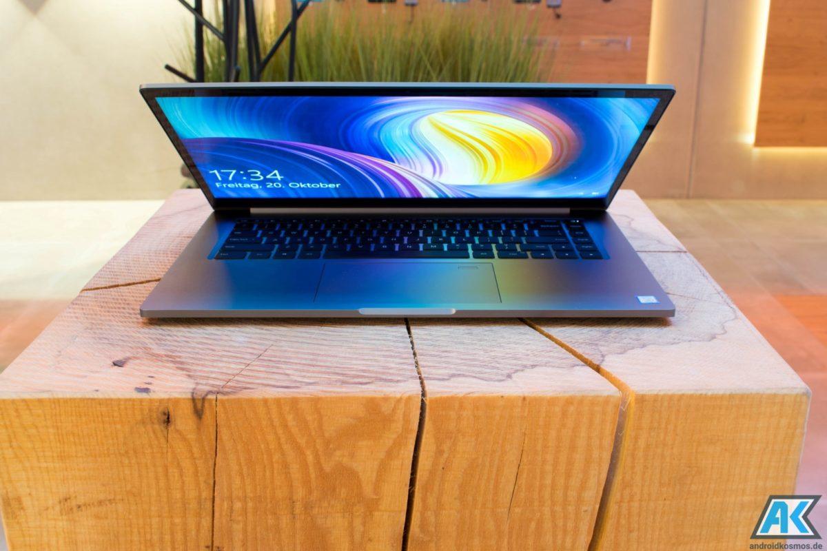Xiaomi Mi Notebook Pro 15.6: Das neue Ultrabook aus China im Test 28