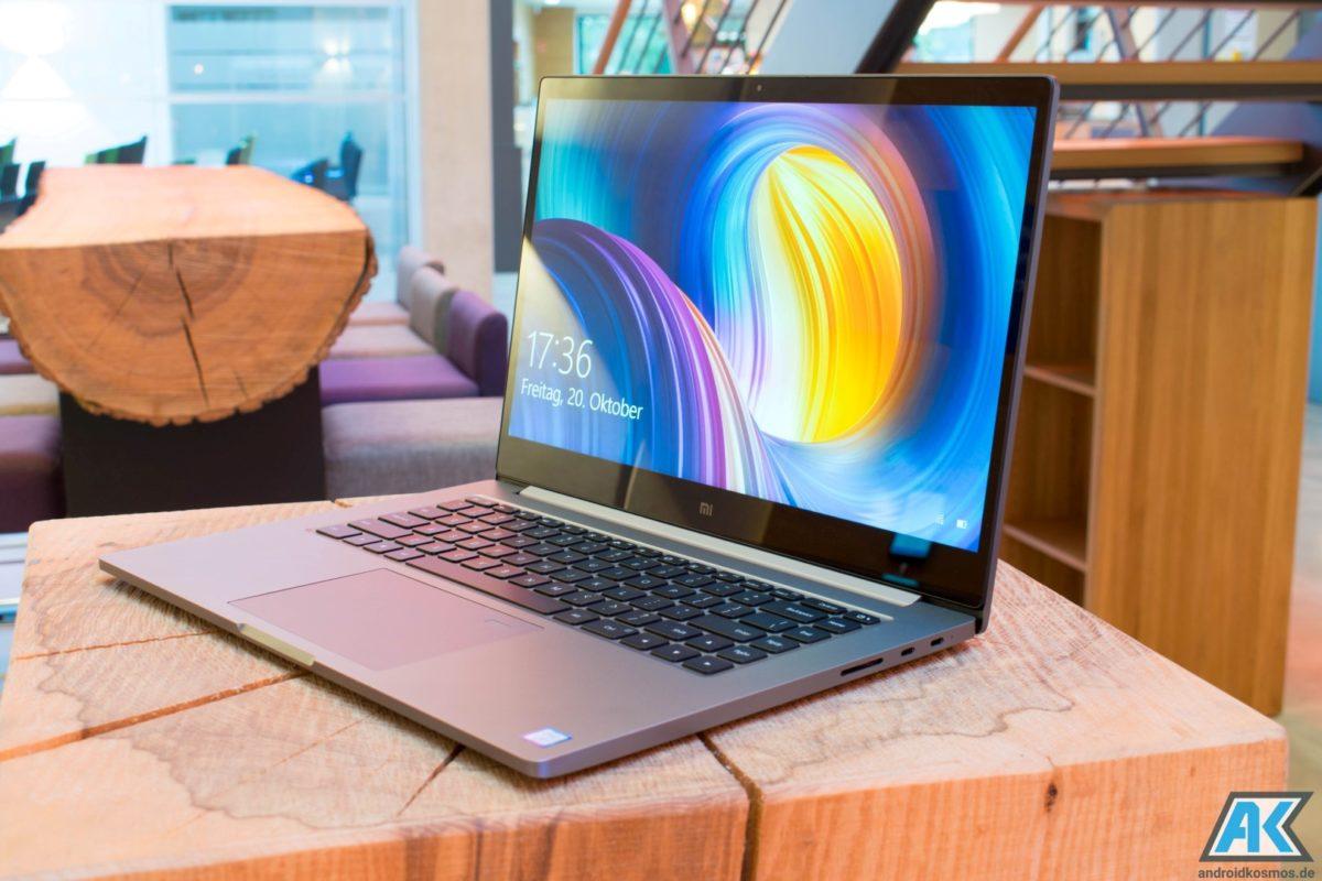 Xiaomi Mi Notebook Pro 15.6: Das neue Ultrabook aus China im Test 31