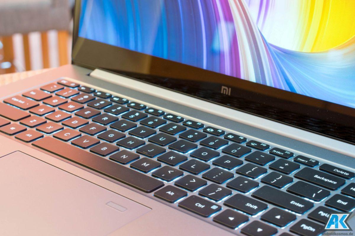 Xiaomi Mi Notebook Pro 15.6: Das neue Ultrabook aus China im Test 41