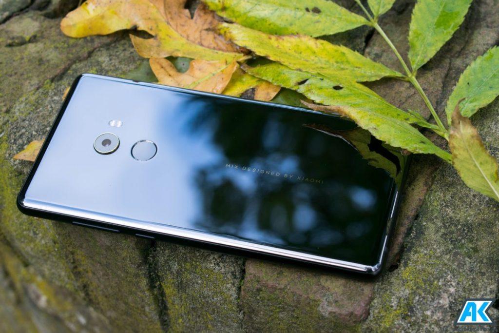 Xiaomi Mi Mix 2 Test: Besser als das Original? 86