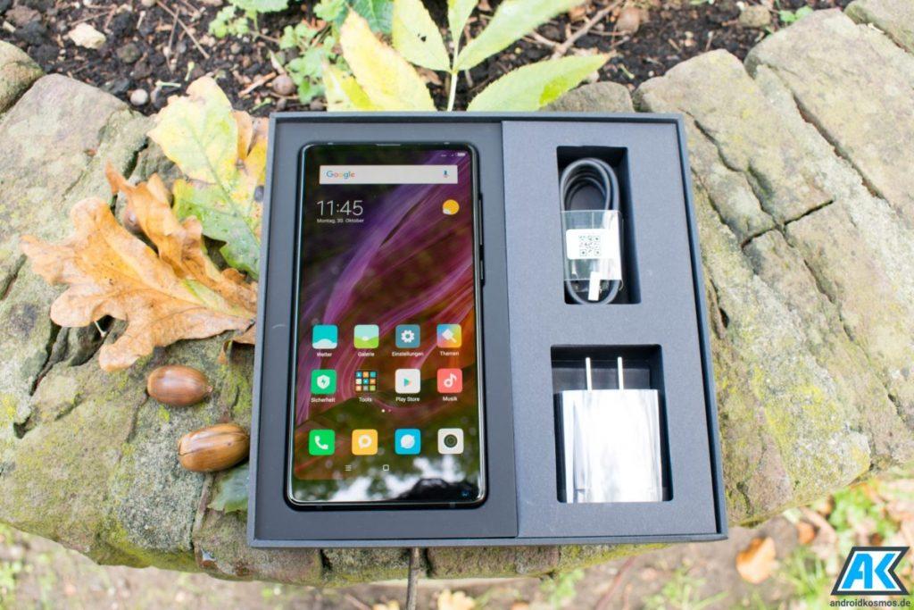 Xiaomi Mi Mix 2 Test: Besser als das Original? 88