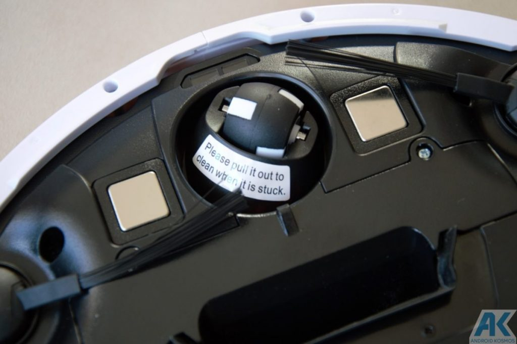 ILife V5S Pro im Test - wie gründlich ist dieser Budget Sauger? 11