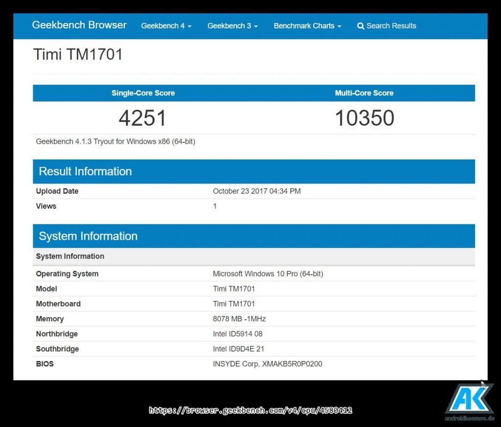 Xiaomi Mi Notebook Pro 15.6: Das neue Ultrabook aus China im Test 46