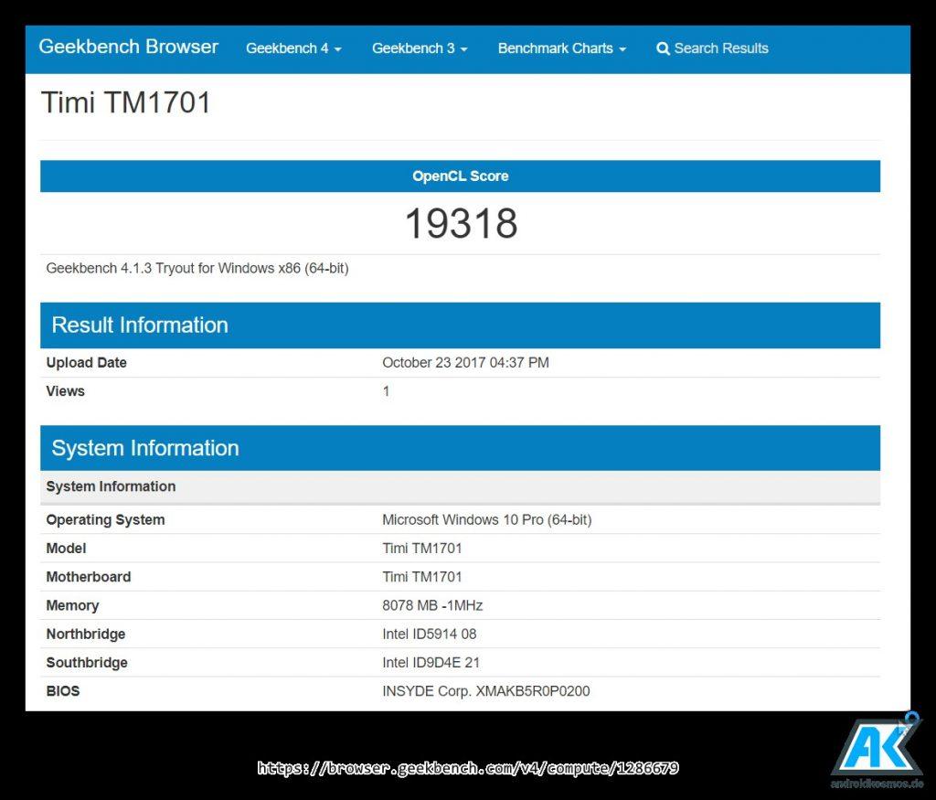 Xiaomi Mi Notebook Pro 15.6: Das neue Ultrabook aus China im Test 45