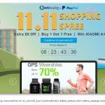 Angebot: Geekbuying eröffnet den November mit täglich wechselnden Angeboten 1