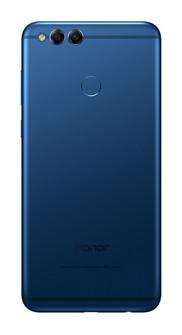 Honor 7X Groß Rückseite Blau