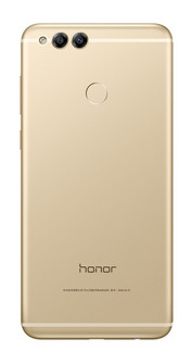 Honor 7X Groß Rückseite Gold