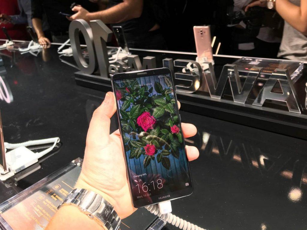 Huawei Mate 10 Pro Display 1024x768