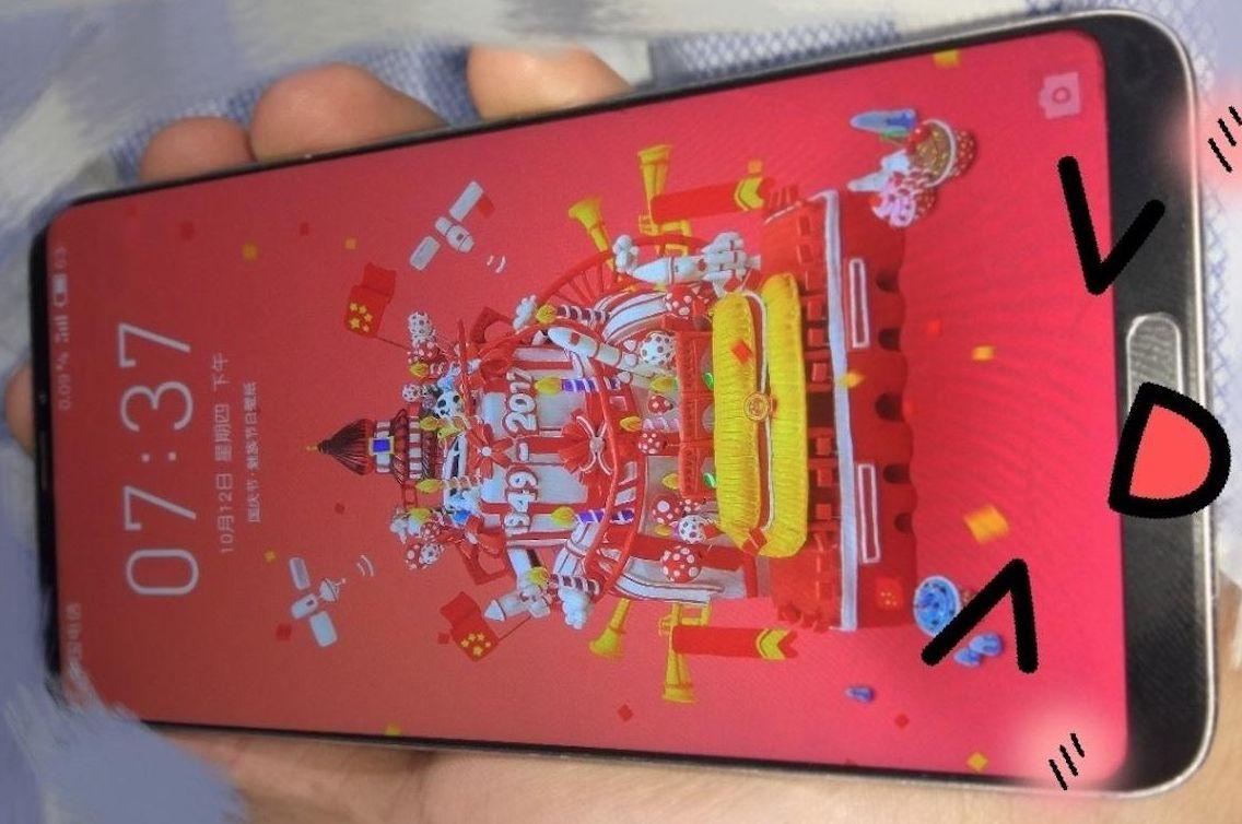 MEIZU MX7: Unbekanntes Tri-Bezell-Less Smartphone aufgetaucht 2