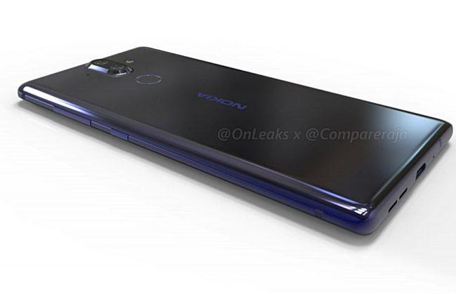 Nokia 9: Erste Bilder und ein Video zeigen Smartphone von allen Seiten 1