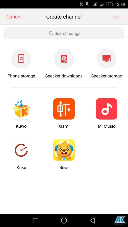 Xiaomi Network Mi Speaker im Test - Kleine Kiste ganz groß? 7