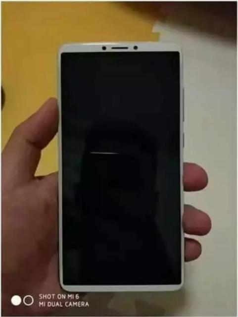 Xiaomi Redmi Note 5 könnte mit Full-Screen-Display 18:9 erscheinen 2