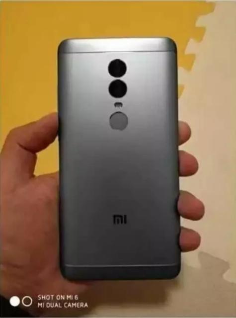 Xiaomi Redmi Note 5 könnte mit Full-Screen-Display 18:9 erscheinen 3