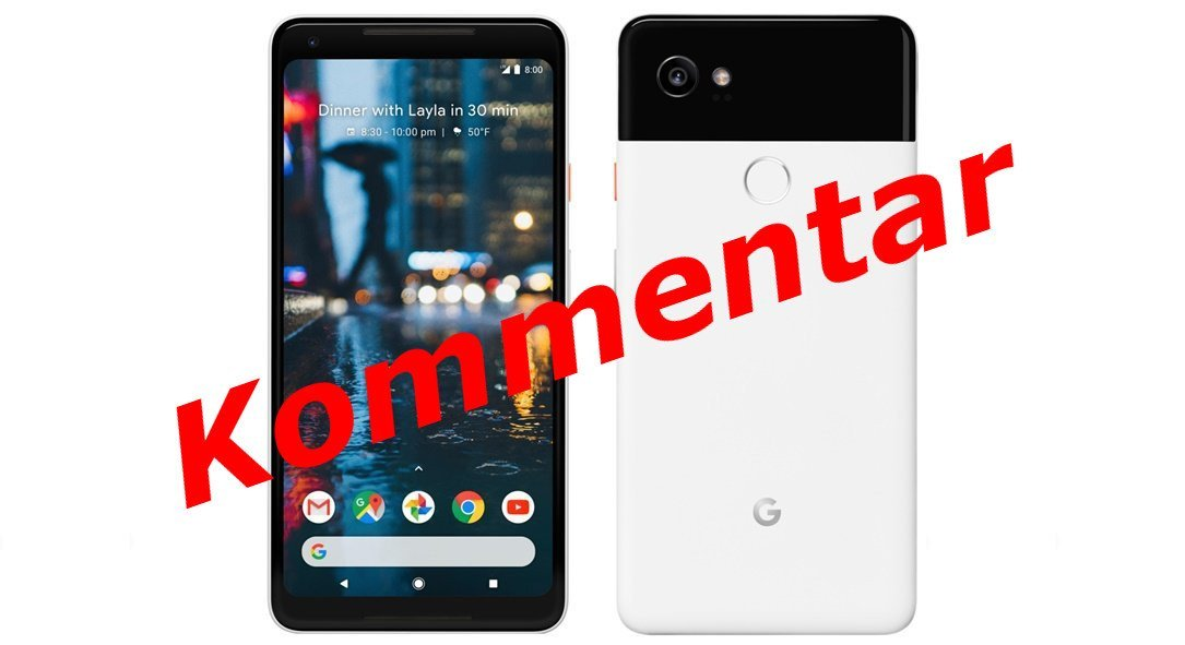 Google Pixel 2 (XL):  Zu teuer, zu langweilig - Nur Mittelmaß als Standard 2
