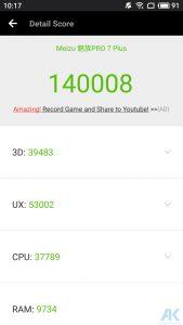 Meizu Pro 7 Plus Review: High End-Smartphone mit zweitem Display im Test 33