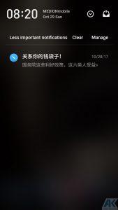 Meizu Pro 7 Plus Review: High End-Smartphone mit zweitem Display im Test 43