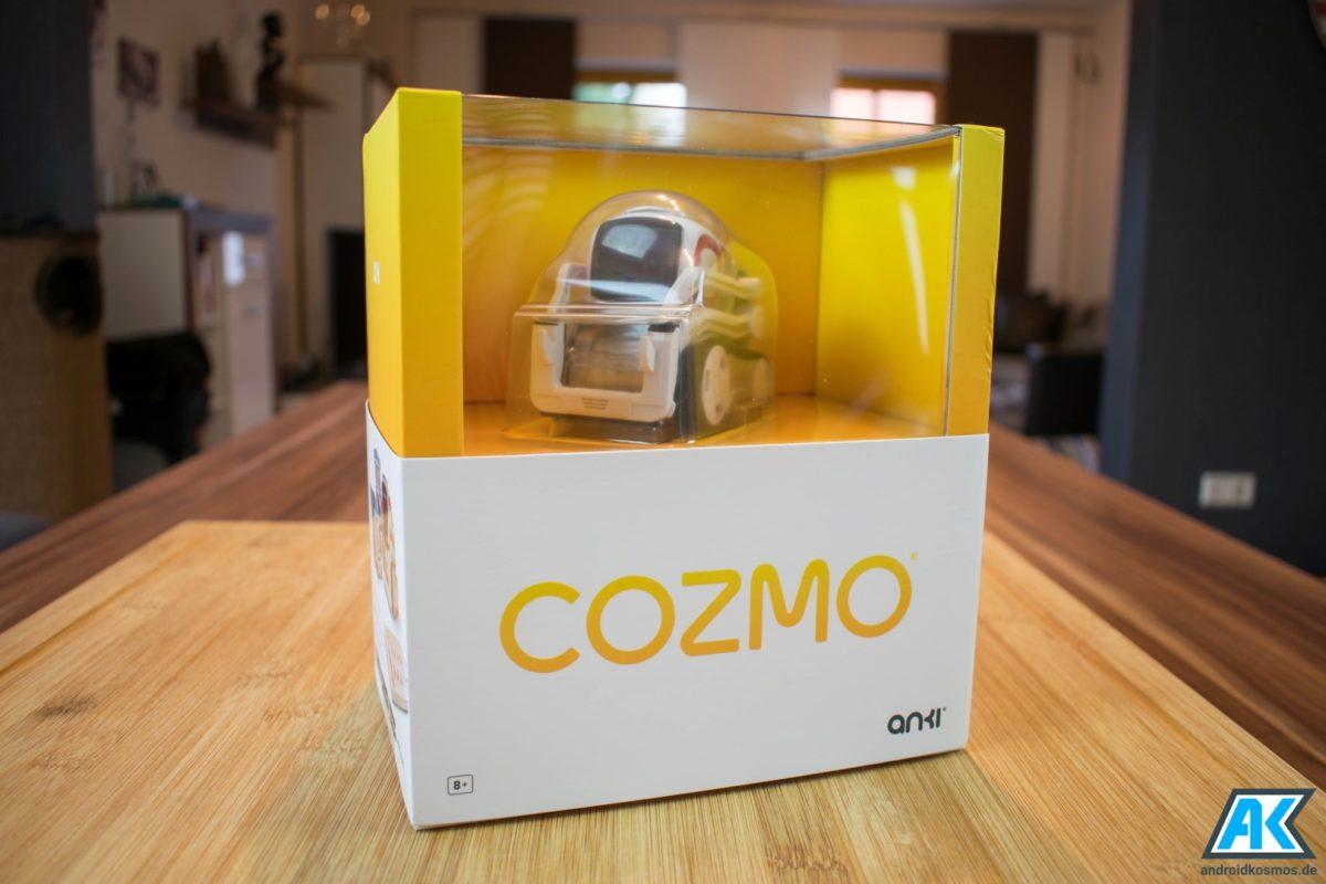 Anki Cozmo Test: Der knuffige Spielzeugroboter mit eigener KI 6