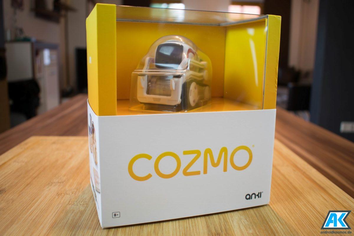 Anki Cozmo Test: Der knuffige Spielzeugroboter mit eigener KI 3