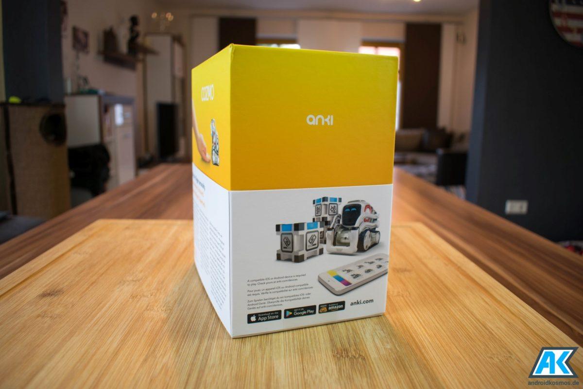 Anki Cozmo Test: Der knuffige Spielzeugroboter mit eigener KI 4