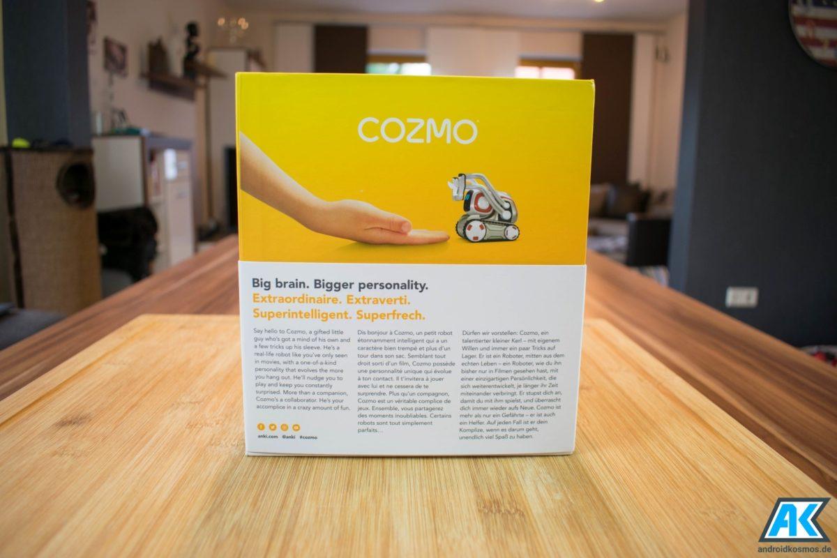 Anki Cozmo Test: Der knuffige Spielzeugroboter mit eigener KI 5