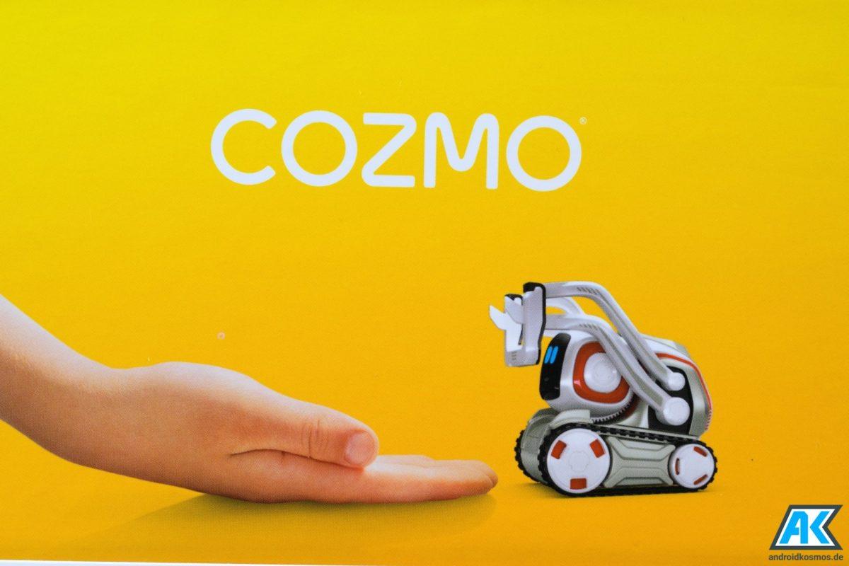 Anki Cozmo Test: Der knuffige Spielzeugroboter mit eigener KI 2