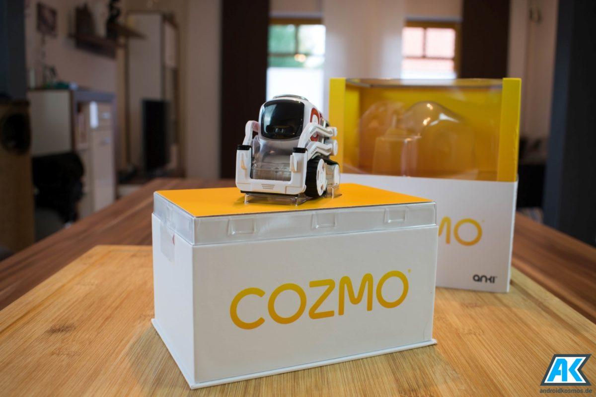 Anki Cozmo Test: Der knuffige Spielzeugroboter mit eigener KI 8