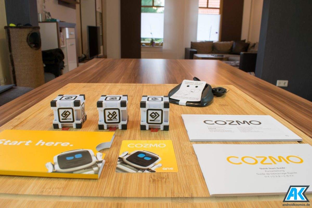 Anki Cozmo Test: Der knuffige Spielzeugroboter mit eigener KI 11