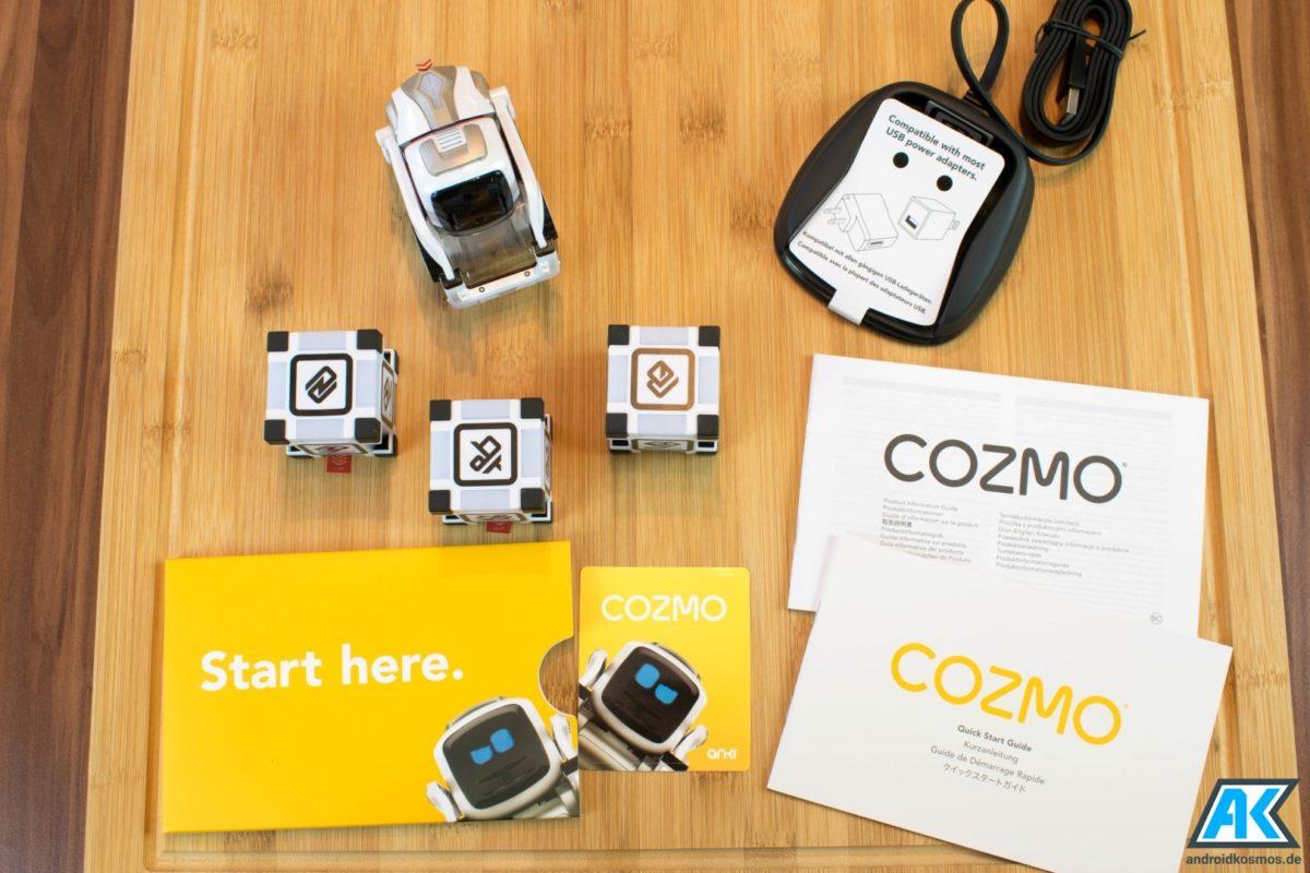 Anki Cozmo Test: Der knuffige Spielzeugroboter mit eigener KI 7